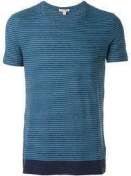 футболка в полоску  Burberry Brit