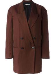 двубортное пальто  Dusan