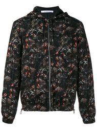 куртка-ветровка с принтом бабуинов Givenchy