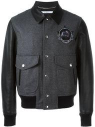 куртка-бомбер дизайна колор-блок Givenchy