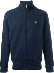 спортивная куртка с вышивкой Polo Ralph Lauren