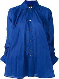 расклешенная рубашка свободного кроя  Junya Watanabe Comme Des Garçons