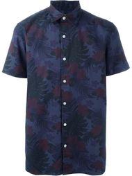 рубашка 'Nimes' с цветочным принтом Edwin