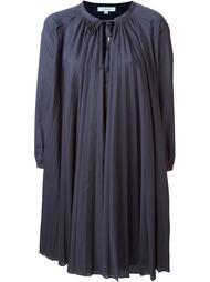 плиссированное платье-рубашка  Io Ivana Omazic