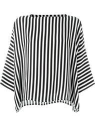полосатая блузка Philosophy Di Lorenzo Serafini