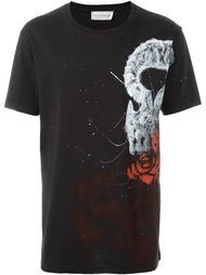 футболка с принтом черепа Faith Connexion