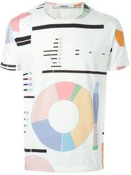 футболка 'Stat' Chalayan