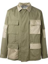 куртка с контрастными карманами Marc Jacobs