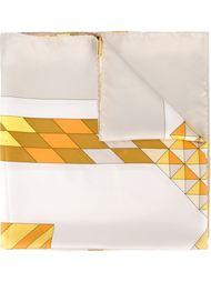 платок 'Psyche' Hermès Vintage