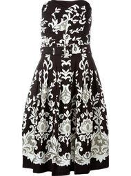 платье с английским узором Samantha Sung