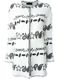 пальто с простроченной окантовкой  Twin-Set