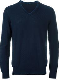 вязаный свитер Fay