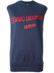 свитер без рукавов 'Sonic Discipline' Yang Li