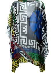 платье-кафтан '#Greek' Versace