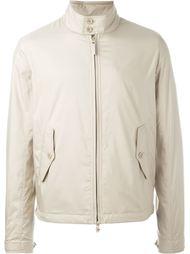 куртка-бомбер с трикотажной подкладкой Aspesi
