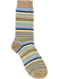 полосатые носки  Etro