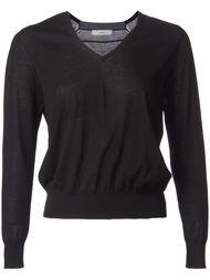 свитер c V-образным вырезом  Astraet