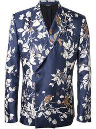 блейзер с цветочным принтом   Dolce & Gabbana