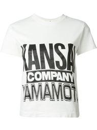 футболка с графическим принтом Kansai Yamamoto Vintage