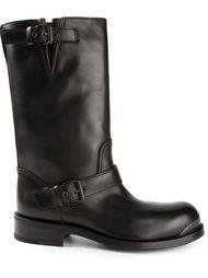 байкерские ботинки 'Junior Reno'  Bottega Veneta