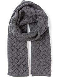 вязаный шарф Bottega Veneta