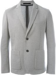 пиджак в ломаную клетку Paolo Pecora