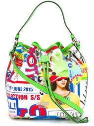 сумка-мешок 'Powerpuff Girls' Moschino
