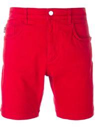 джинсовые шорты Love Moschino