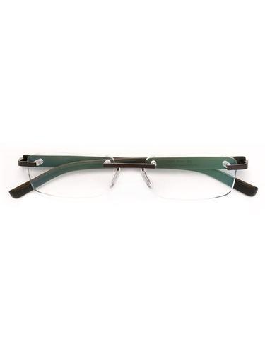 оптические очки в прямоугольной оправе Tag Heuer