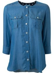джинсовая рубашка  Guild Prime