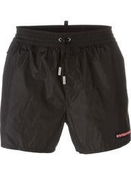 шорты для плавания с принтом Dsquared2 Beachwear