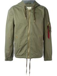 куртка с капюшоном Alpha Industries