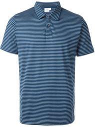 полосатая футболка-поло Sunspel
