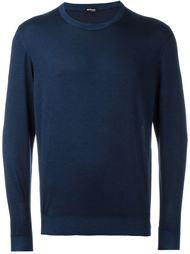 свитер с круглым вырезом Kiton