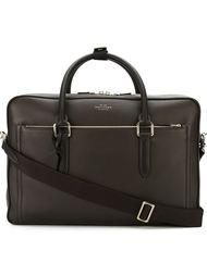 портфель с карманом спереди Smythson