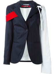 пиджак колор-блок  Jacquemus