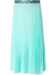 pleated midi skirt Christopher Kane
