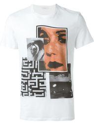 футболка с абстрактным принтом Paolo Pecora
