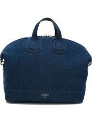джинсовая сумка-тоут 'Nightingale'  Givenchy