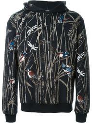 толстовка с принтом птиц Dolce & Gabbana