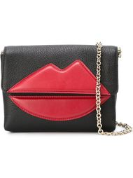 сумка через плечо 'Lips'  Sara Battaglia