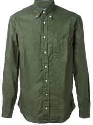 рубашка 'Overdye'  Gitman Vintage