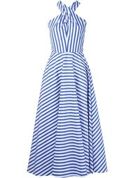 платье в полоску  Ralph Lauren Black