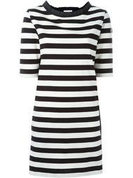 платье-футболка в полоску  Moncler