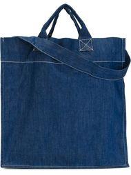 джинсовая сумка-тоут Sunnei