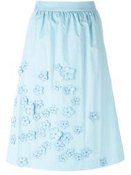 юбка с аппликацией  Jimi Roos