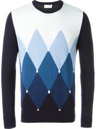 свитер с узором Ballantyne