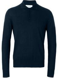 футболка-поло с длинными рукавами  Ballantyne