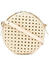 круглая сумка через плечо Benedetta Bruzziches