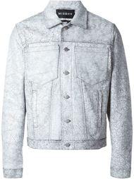 куртка с потрескавшимся эффектом Misbhv
